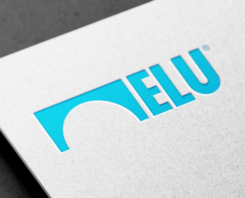 ELU logotyp