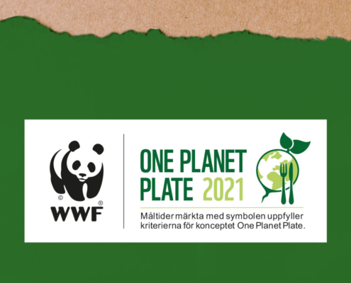 One Planet Plate