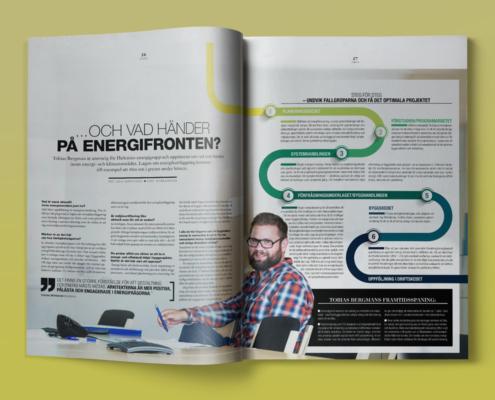 Energi och grafik